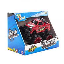 Машинка инерционная  Stunt SUV: Пикап  (красная)