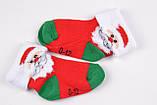 """ОПТОМ.Детские носки с зимним рисунком """"Cotton"""" (Арт. SB66/12-24)   5 пар, фото 2"""