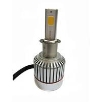 Светодиодные Led  лампы UKC Car Headlight H3 33W 3000LM 4500-5000K
