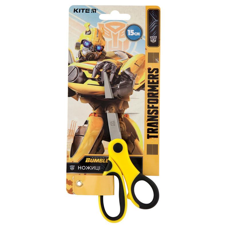 Ножницы Kite 126 Transformers BumbleBee Movie TF19-126