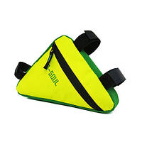 Подрамная треугольная сумка для велосипеда ВТВ, велосумка