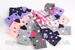 "ОПТОМ.Детские носки на девочку ""mix размеров"" (7T939/20)   20 пар, фото 2"