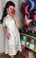Женское летнее платье Фабричный Китай (Люкс качество)