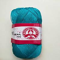 MAXI mini / Madame Tricote ( Турция)(SEAM) - № 5519 яр.бирюза (+ еще 22 цвета)
