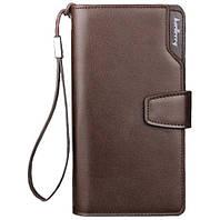 Портмоне кошелек клатч Baellerry S106  Brown