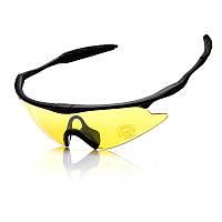Очки для велосипедистов ROBESBON X100 Yellow