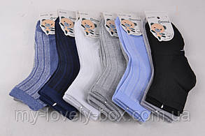 "ОПТОМ.Детские носки на мальчика ""Фенна"" ХЛОПОК (FEC1006/S) | 12 пар, фото 3"