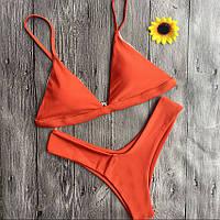 Купальник раздельный женский Magic Bikini Оранжевый L