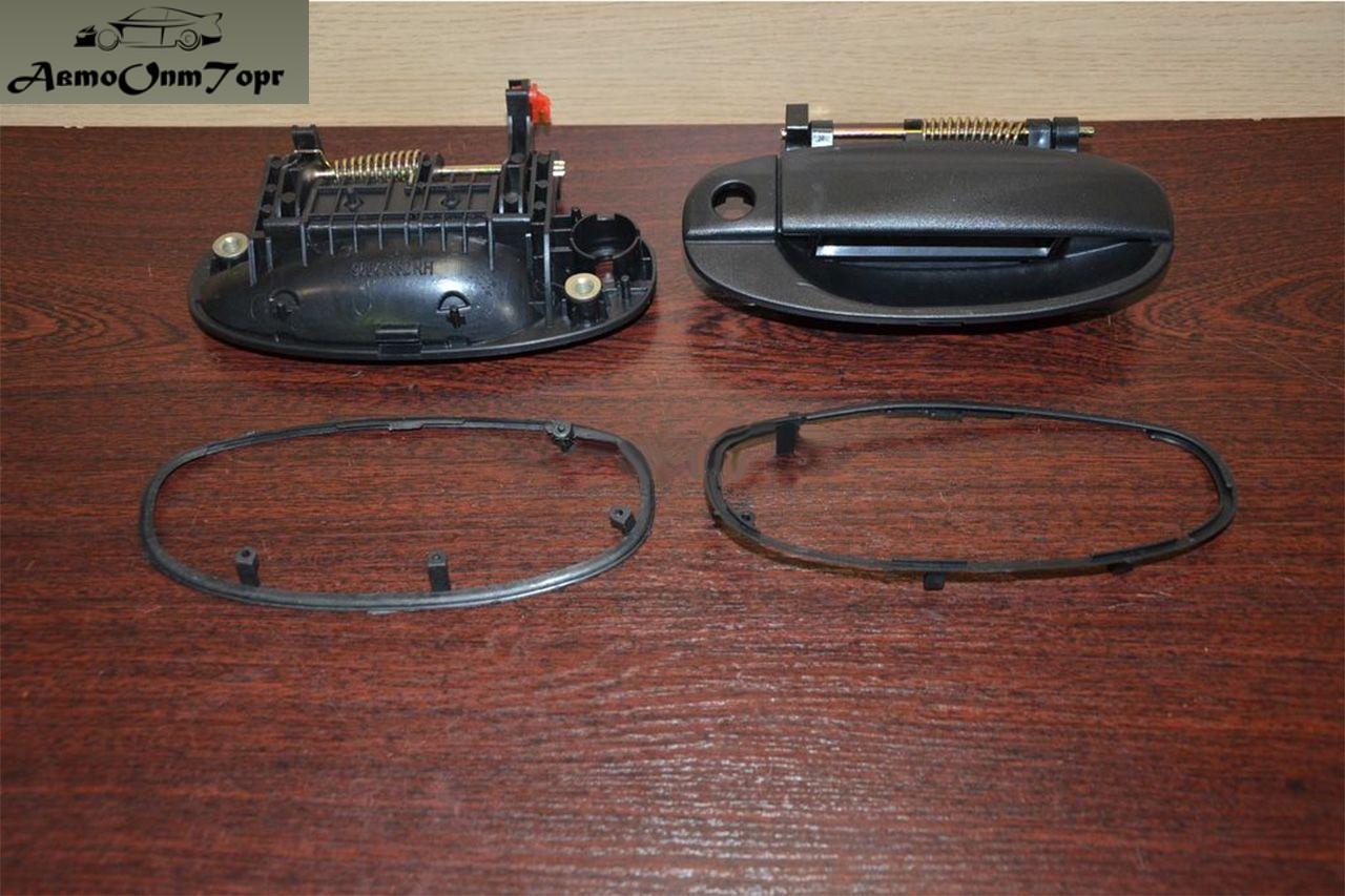 Ручка двери наружная передняя правая Chevrolet Aveo 1-2, 96541632, Корея