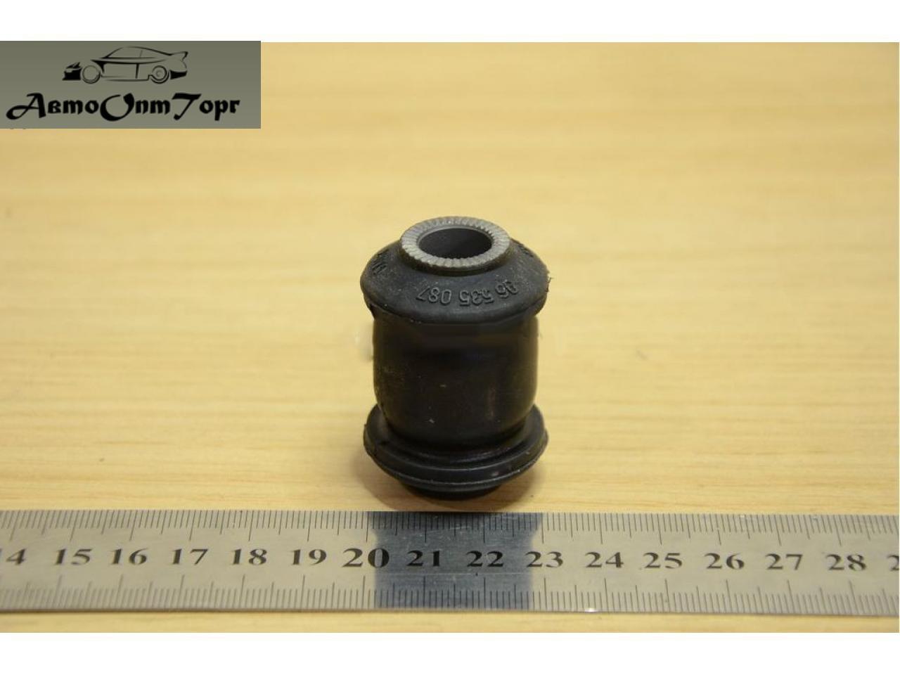 Сайлентблок (втулка) переднього важеля на Chevrolet Aveo, Авео, model: 96535087, вир-во: General Motors (GM),