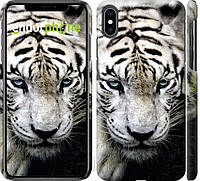 Чехол на iPhone XS Max Тигр