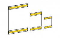 Захисний кишеню-протектор самоклеючий вертикальний\горизонтальний А4