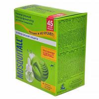 Набор Mosquitall 45 ночей фумигатор+жидкость