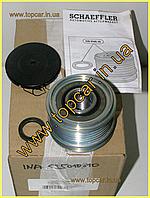 Шкив генератора Renault Kango I 1.5DCi  6pk  INA 535 0105 10