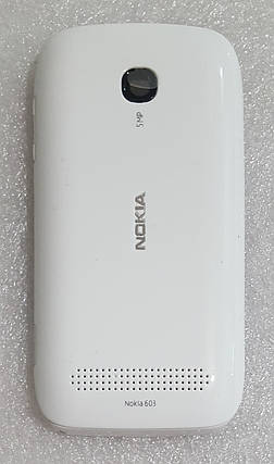 Корпус для Nokia 603 white, фото 2