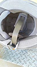 Шолом для мотоцикла Hel-Met 116 кросовий сірий, фото 2
