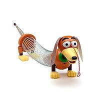 Собачка Спиралька История игрушек говорящая Disney Parks Toy Story Slinky Dog Talking Figure, фото 1