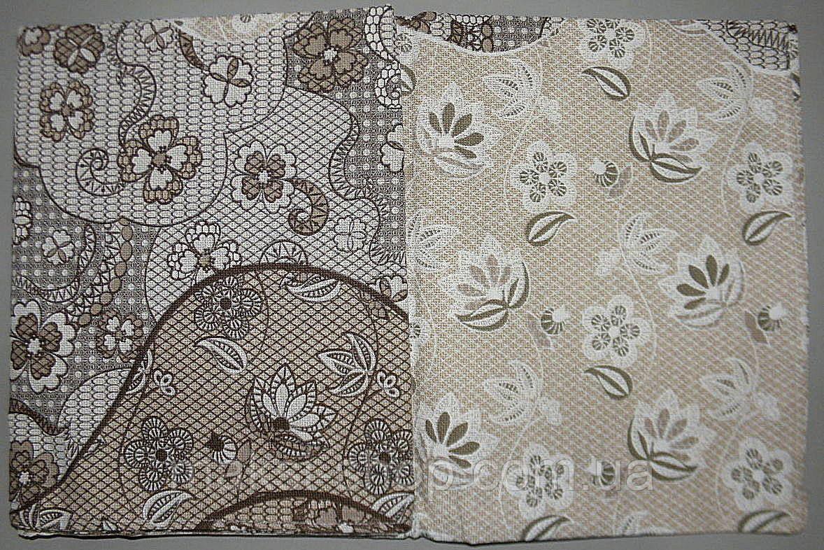 Льняная скатерть  120 x 150 размер (R952)