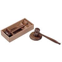 Молоток деревянный Bestar, орех (3824WDN)