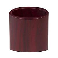 Подставка для ручек Bestar с магнитным шаром, красное дерево (1597WDM)