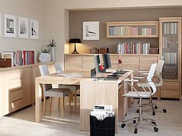 """Меблі у кабінет """"Каспіан"""" від БРВ (дуб сонома)"""