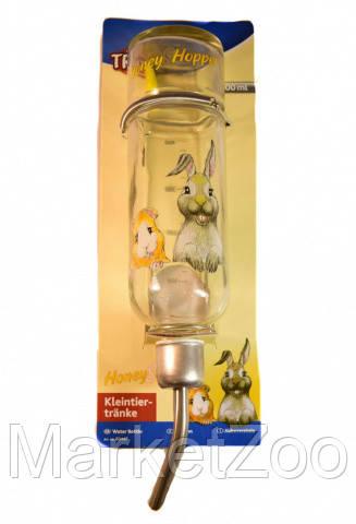 """Стеклянная поилка Trixie """"Honey hopper"""",250мл"""