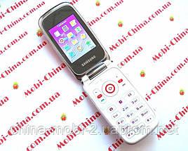 Копия  Samsung W666 duos - стильный телефон, фото 2