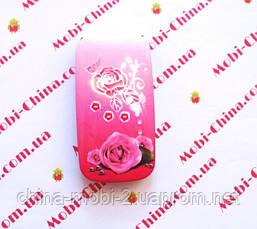 Копия  Samsung W666 duos - стильный телефон, фото 3
