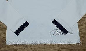 Школьная блузка для девочки оптом 116-134 рост, фото 2