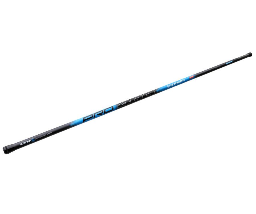 Ручка подсака штекерная Flagman Sherman Pro 4 м Черно-синий (SHPRL400)