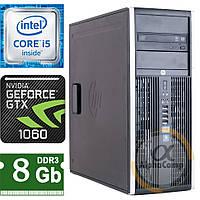Компьютер HP 8200 (i5 2300/GTX1060 3Gb/8Gb/500Gb) БУ