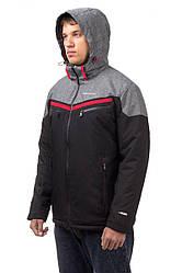 Демисезонная ,мужская куртка  Urban Spirit, ткань водонепроницаемая , размеры 44,46,48,50,52,54 (020036)