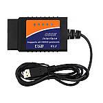 Сканер диагностики авто ELM327 OBD2 USB версия 1.5 чип PIC18F25K80
