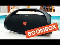 Колонка портативная JBL Boombox, беспроводная Bluetooth акустика, ЖБЛ бумбокс, размеры как оригинал