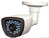 HD-СVI видеокамера Master CAM IRW-CV130 (пластик) f=3.6mm CMOS 1.3 Мп ИК 25м