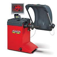 Станок балансировочный, автомат M&B Engineering WB 640