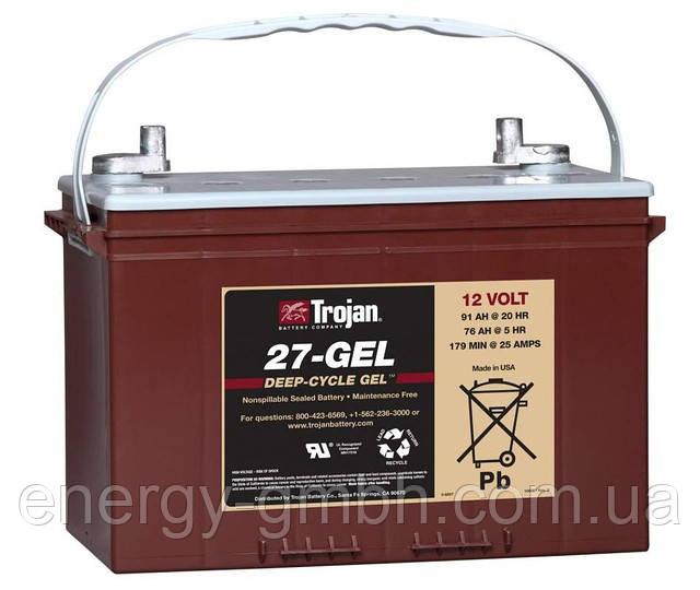 Trojan 31-GEL для поломоечной машины Karcher