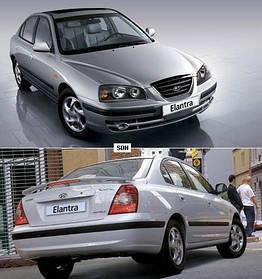 Фонари задние для Hyundai Elantra XD '00-06