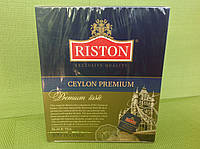 """Чай цейлонский премиум  """"Riston"""", 100х2 г"""
