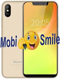 Смартфон Blackview A30 2/16Gb Gold Гарантия 3 / 12 месяцев