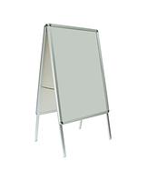 Алюминиевая двухсторонний рекламный щит