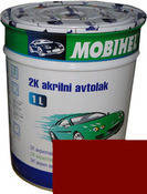 Автоэмаль Mobihel MAZDA NU 0.75л акрил.