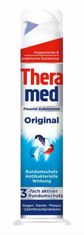 Зубна паста Tera Med Original 100 ml, фото 2