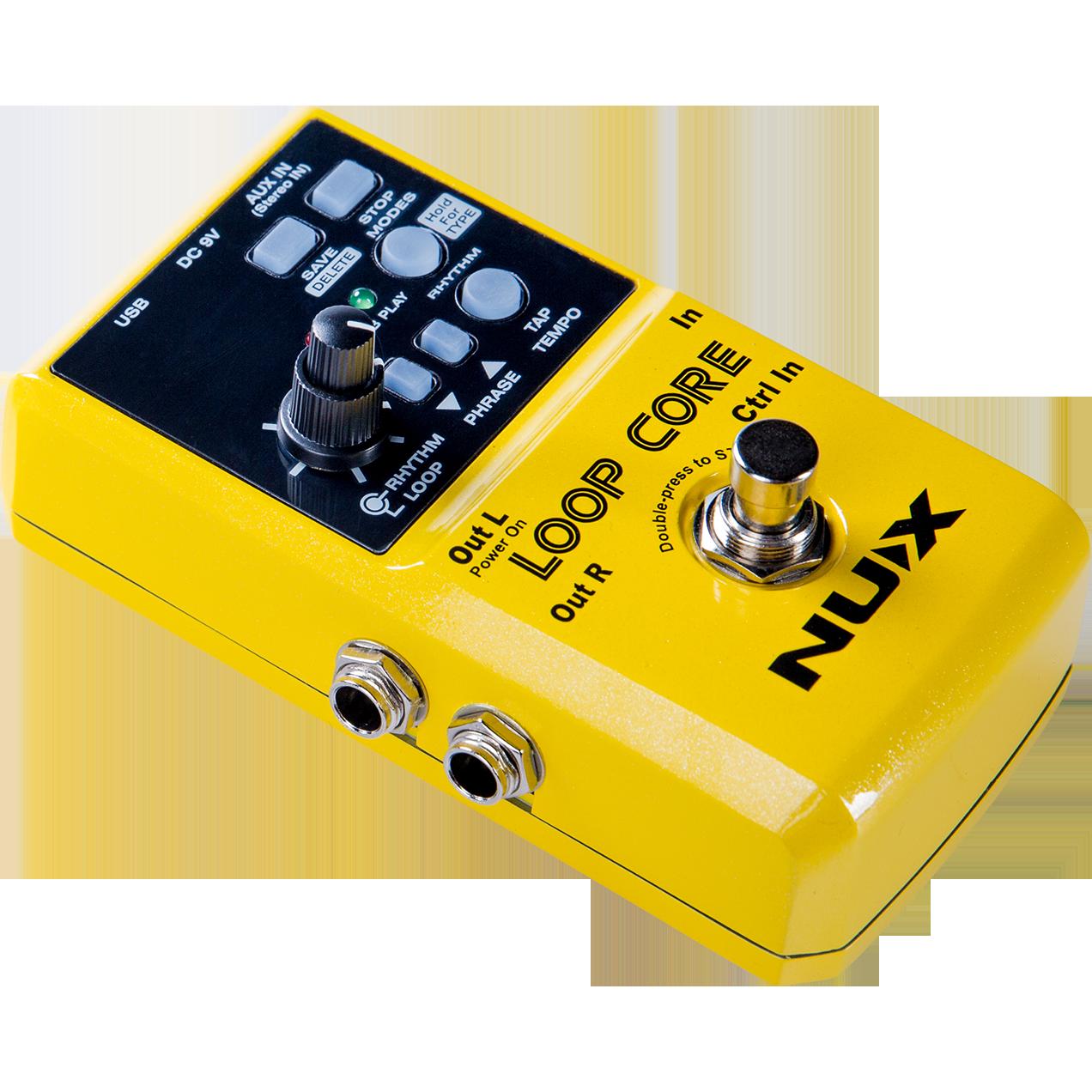Гитарная педаль NUX Loop Core