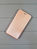 Чехол-книжка Aspor Leather case for Phone Samsung J415/J4 Plus (Rose gold), фото 1