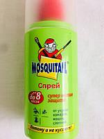Спрей от комаров Mosquitall 8 часов