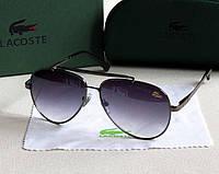 Женские брендовые солнечные очки Lacoste (56) , фото 1