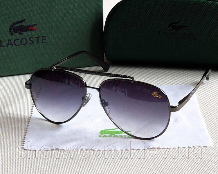 Женские брендовые солнечные очки Lacoste (56)