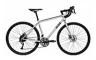 "Велосипед Pride - Rocx Tour (2019) (28""/700c-L) Светло-серый"