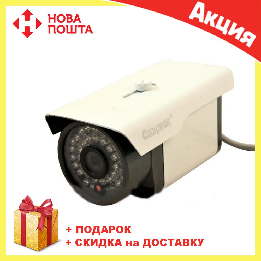Наружная камера видеонаблюдения CAMERA 340 | видеокамера наблюдения